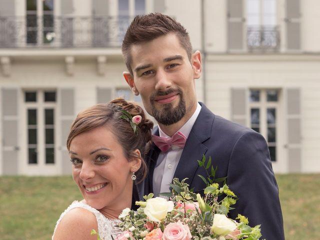 Le mariage de Fred et Camille à Boussy-Saint-Antoine, Essonne 4
