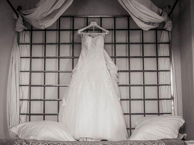 Le mariage de Alex et Jessica à Vallery, Yonne 1