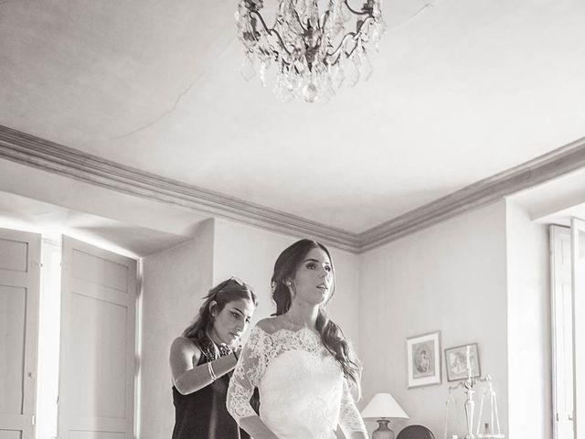 Le mariage de Alex et Jessica à Vallery, Yonne 6