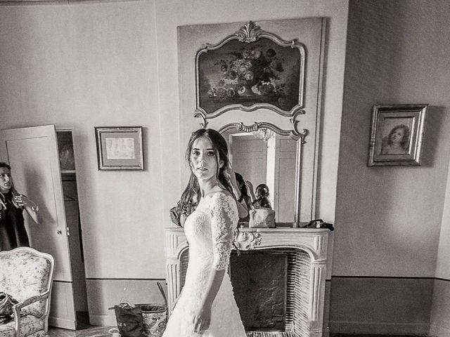 Le mariage de Alex et Jessica à Vallery, Yonne 7