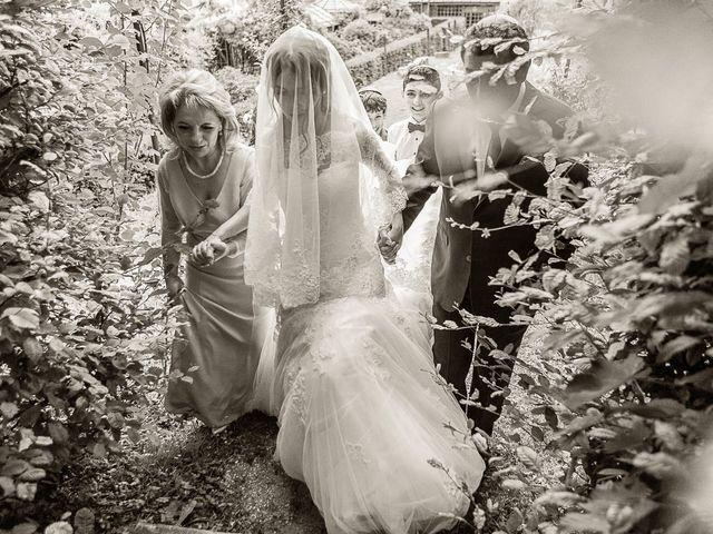 Le mariage de Alex et Jessica à Vallery, Yonne 20