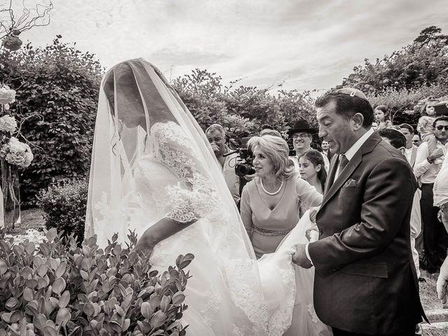 Le mariage de Alex et Jessica à Vallery, Yonne 23