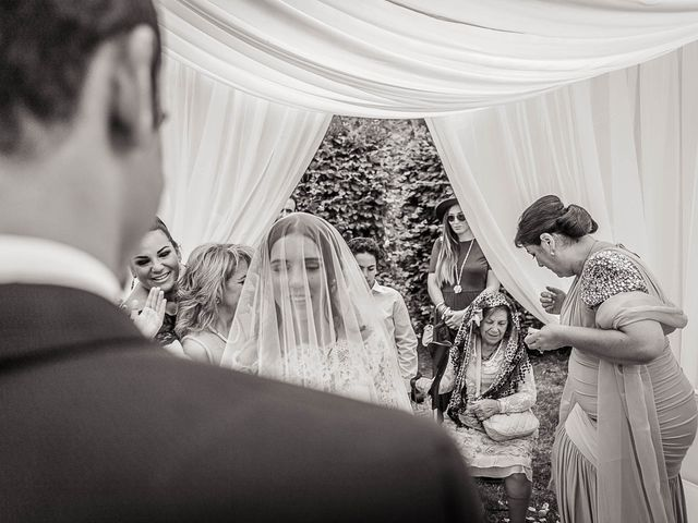 Le mariage de Alex et Jessica à Vallery, Yonne 27
