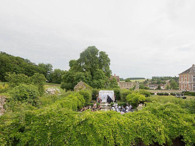 Le mariage de Alex et Jessica à Vallery, Yonne 35
