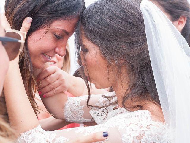 Le mariage de Alex et Jessica à Vallery, Yonne 45