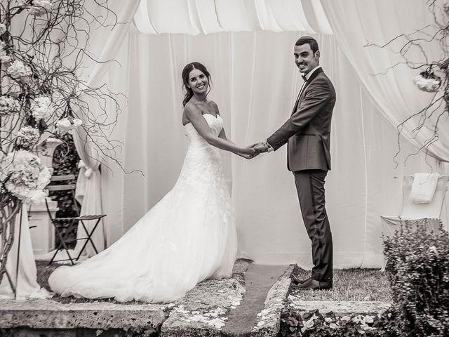 Le mariage de Jessica et Alex