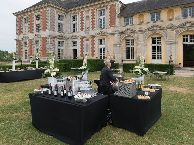 Le mariage de Alex et Jessica à Vallery, Yonne 49
