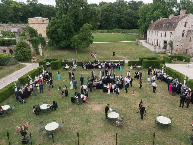 Le mariage de Alex et Jessica à Vallery, Yonne 52