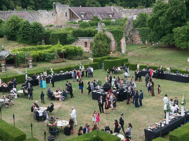 Le mariage de Alex et Jessica à Vallery, Yonne 54