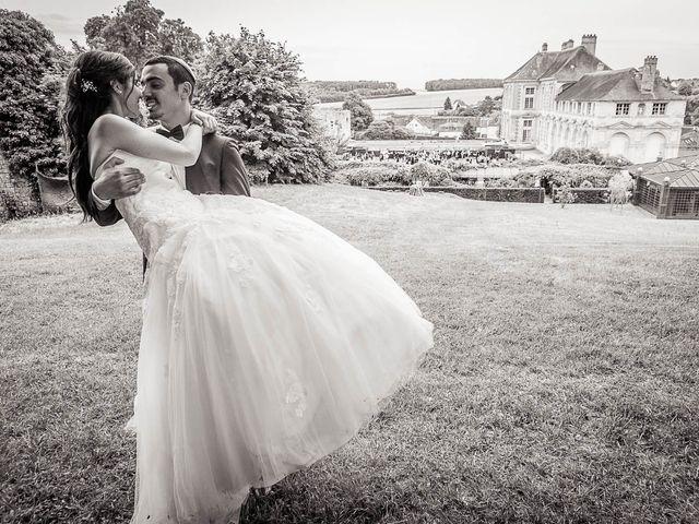 Le mariage de Alex et Jessica à Vallery, Yonne 56