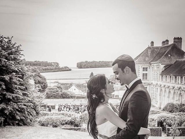 Le mariage de Alex et Jessica à Vallery, Yonne 57