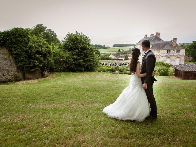 Le mariage de Alex et Jessica à Vallery, Yonne 58