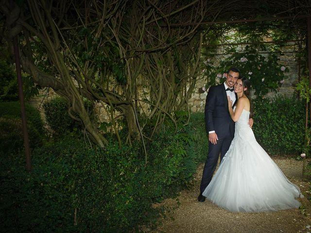 Le mariage de Alex et Jessica à Vallery, Yonne 59