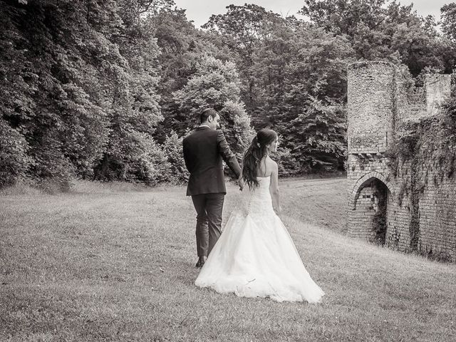 Le mariage de Alex et Jessica à Vallery, Yonne 60