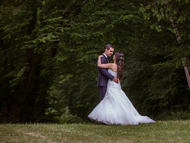 Le mariage de Alex et Jessica à Vallery, Yonne 65