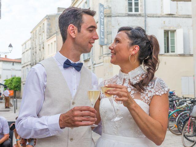 Le mariage de Guillaume et Cécile à La Rochelle, Charente Maritime 33