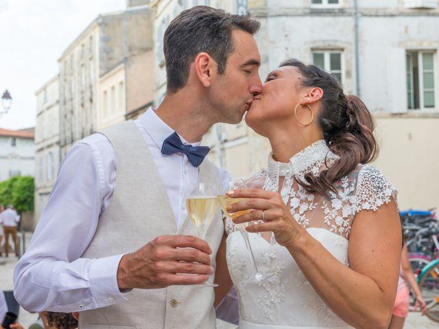 Le mariage de Guillaume et Cécile à La Rochelle, Charente Maritime 34