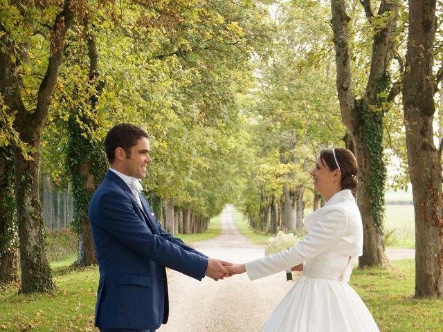 Le mariage de Pierre et Lucie à Trouhans, Côte d'Or 4