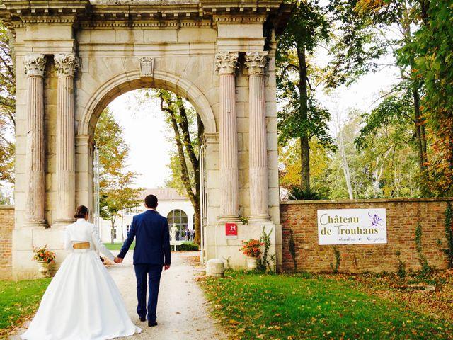 Le mariage de Pierre et Lucie à Trouhans, Côte d'Or 2