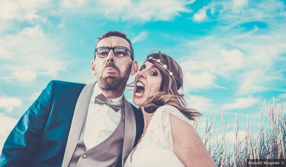 Le mariage de Matthieu et Mylène à Killem, Nord