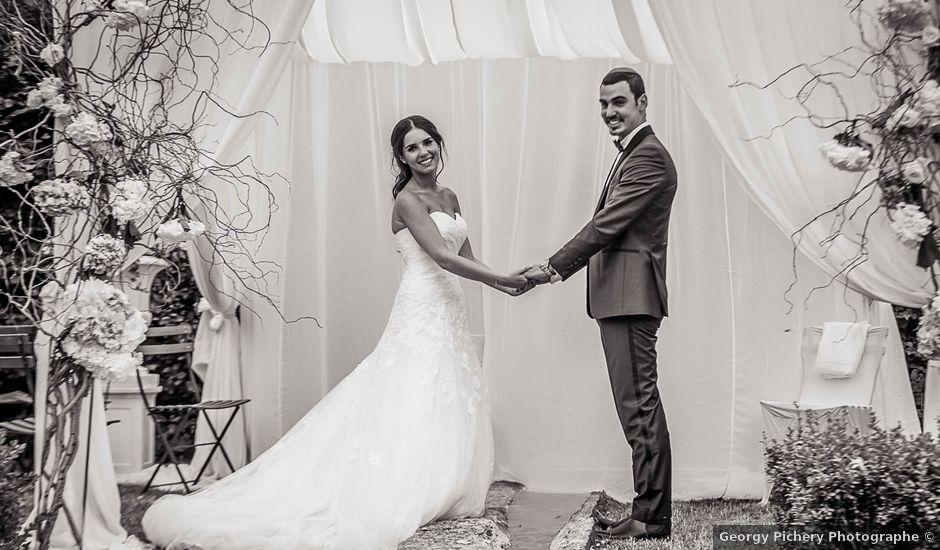 Le mariage de Alex et Jessica à Vallery, Yonne