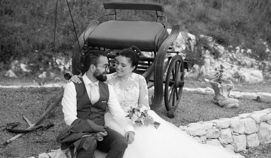 Le mariage de Assam et Emeline à Nice, Alpes-Maritimes