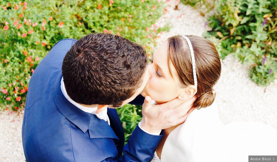 Le mariage de Pierre et Lucie à Trouhans, Côte d'Or