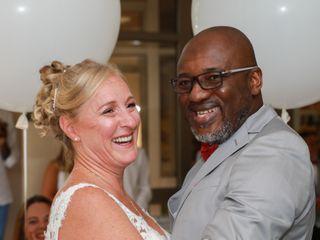 Le mariage de Ethel et Patrick