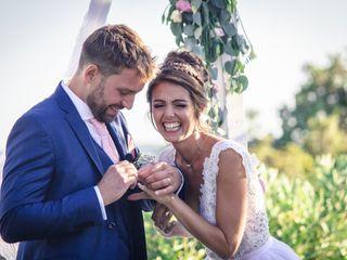 Le mariage de Jess et Maxime