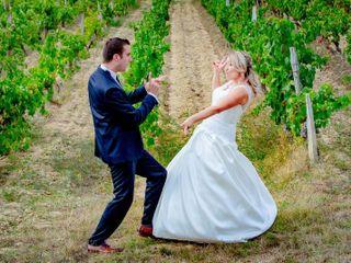 Le mariage de Sandra et Yohan 1