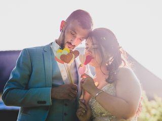 Le mariage de Mélissa et Bruno