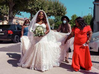 Le mariage de Patrice et Jovelie 1