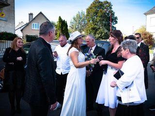 Le mariage de Amandine et Laurent 1