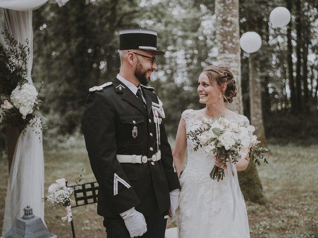 Le mariage de Matthieu et Claire à Choué, Loir-et-Cher 44