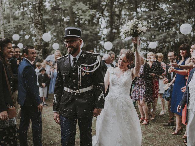 Le mariage de Matthieu et Claire à Choué, Loir-et-Cher 49