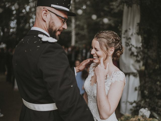 Le mariage de Matthieu et Claire à Choué, Loir-et-Cher 50