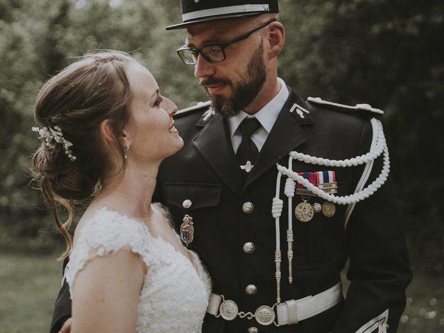 Le mariage de Matthieu et Claire à Choué, Loir-et-Cher 52