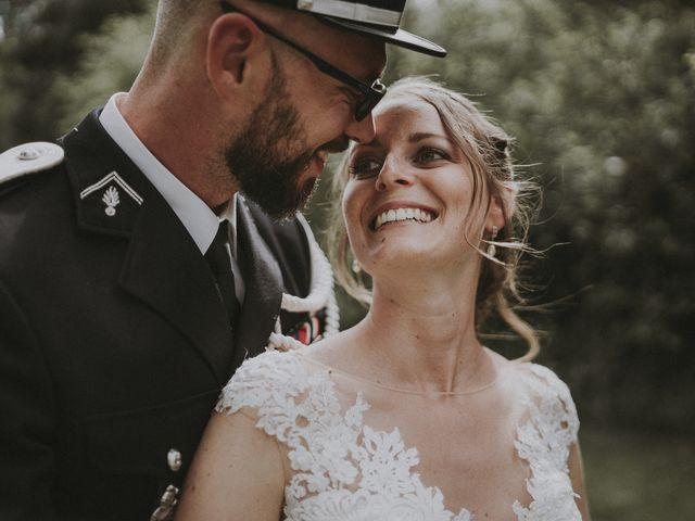 Le mariage de Matthieu et Claire à Choué, Loir-et-Cher 2