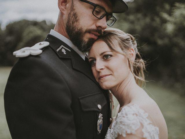 Le mariage de Matthieu et Claire à Choué, Loir-et-Cher 53