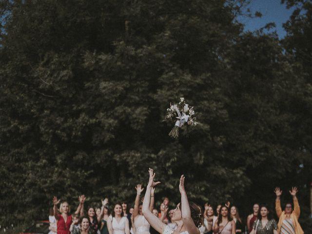 Le mariage de Matthieu et Claire à Choué, Loir-et-Cher 60