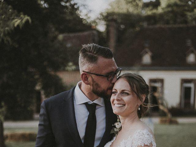 Le mariage de Matthieu et Claire à Choué, Loir-et-Cher 64
