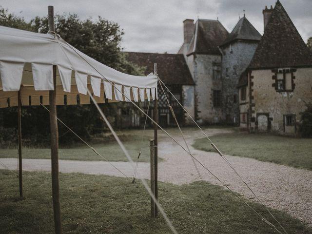 Le mariage de Matthieu et Claire à Choué, Loir-et-Cher 68