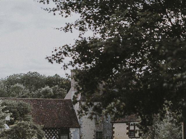 Le mariage de Matthieu et Claire à Choué, Loir-et-Cher 70
