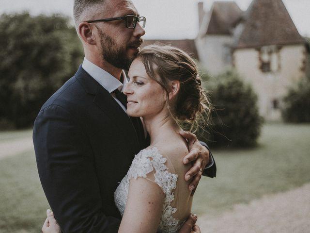 Le mariage de Claire et Matthieu