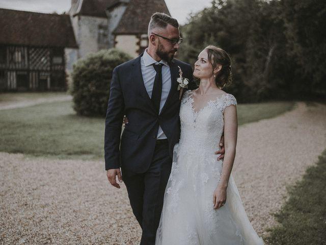 Le mariage de Matthieu et Claire à Choué, Loir-et-Cher 72