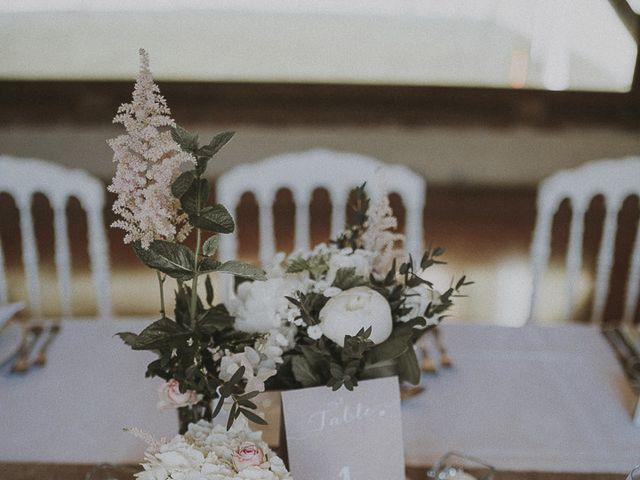 Le mariage de Matthieu et Claire à Choué, Loir-et-Cher 57