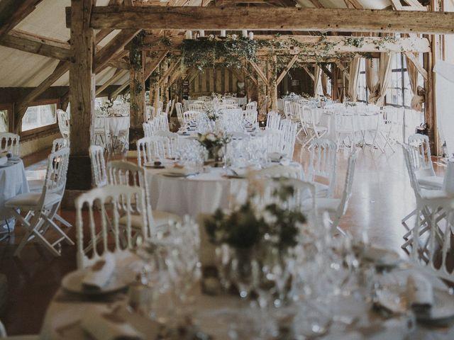 Le mariage de Matthieu et Claire à Choué, Loir-et-Cher 58