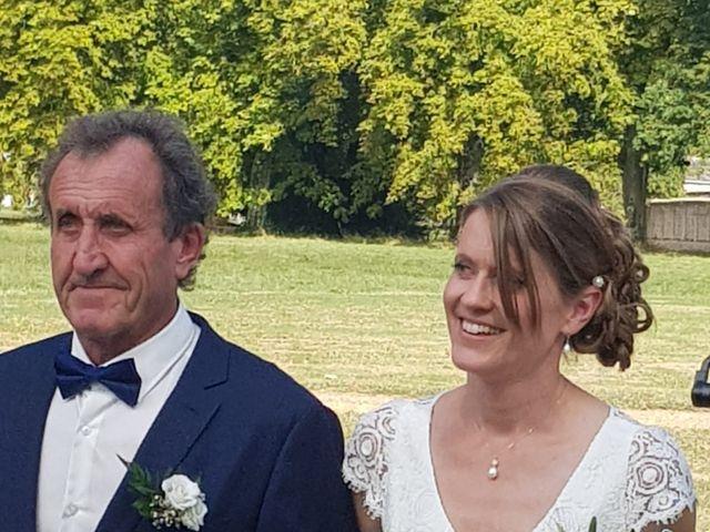 Le mariage de Ingrid et Alexandre à Courtalain, Eure-et-Loir 4