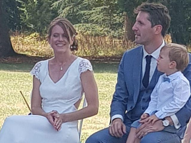 Le mariage de Ingrid et Alexandre à Courtalain, Eure-et-Loir 5