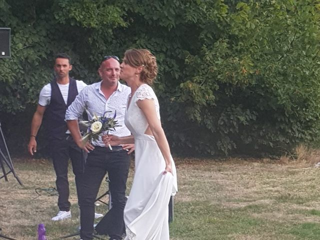 Le mariage de Ingrid et Alexandre à Courtalain, Eure-et-Loir 6